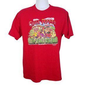 Chile Pepper Cross Country Festival T Shirt Sz M